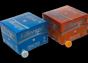 killerspin 1 star balls 100 box
