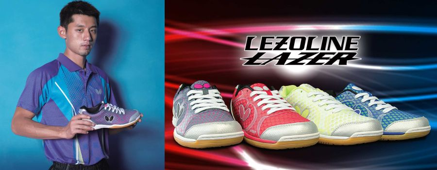lezoline lazer shoes